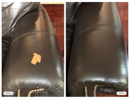 Leather Furniture Repair, Couch & Sofa Restoration