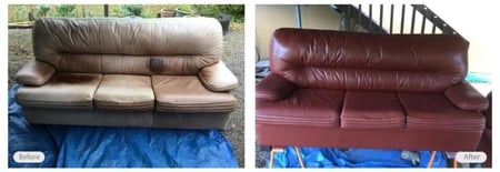 Leather Furniture Repair Couch Sofa Restoration